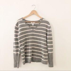 Vineyard Vines | Striped Wool Blend Sweater